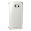 Cover Samsung - CLEAR COVER GALAXY S6 EDGE GRIGIO