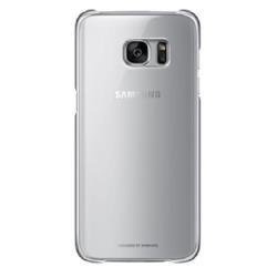 Cover EF-QG935CSEGWW per Galaxy S7 Edge Plastica Argento