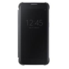 Custodia Samsung - CLEAR VIEW COVER BLACK S7