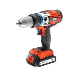 Trapano Black and Decker - Egbhp1881bk