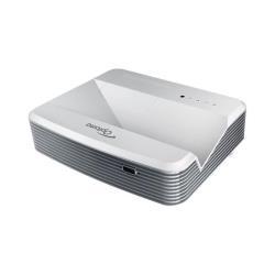 Vidéoprojecteur Optoma EH319UST - Projecteur DLP - 3D - 3500 ANSI lumens - 1920 x 1080 - 16:9 - HD 1080p - Objectif ultra court