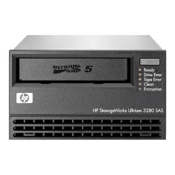 """HPE LTO-5 Ultrium 3280 - Lecteur de bandes magnétiques - LTO Ultrium (1.5 To / 3 To) - Ultrium 5 - SAS-2 - interne - 5.25"""" - chiffrement - pour ProLiant DL360e Gen8, DL360p Gen8, DL385p Gen8, DL560 Gen8, ML310e Gen8, ML350p Gen8"""