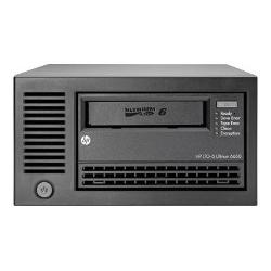 HPE StoreEver LTO-6 Ultrium 6650 - Lecteur de bandes magnétiques - LTO Ultrium (2.5 To / 6.25 To) - Ultrium 6 - SAS-2 - externe - chiffrement - pour ProLiant DL320e Gen8, DL360 G7, DL380 G7, DL385p Gen8, SL230s Gen8, SL270s Gen8