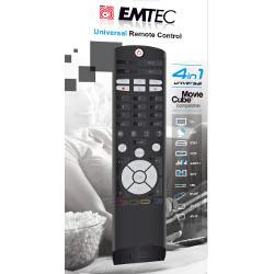 Télécommande Emtec - EMTEC Universal Remote Control...