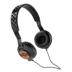 House of Marley Jammin' Collection LIBERATE - Casque - pleine taille - 3.5 mm plug - noir minuit