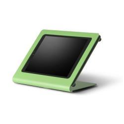 """Station d'accueil Nilox C-Frame - Kit de montage (enceinte) pour tablette - métal - vert - Taille d'écran : 10"""" - plan de travail"""