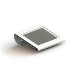 """Station d'accueil Nilox C-Frame - Kit de montage (enceinte) pour tablette - métal - blanc - Taille d'écran : 10"""" - montage mural / sur table"""