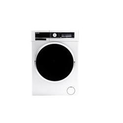 Lave-linge Sharp ESWFD9144W3 - Machine à laver - pose libre - largeur : 59.7 cm - profondeur : 58.2 cm - hauteur : 84.5 cm - chargement frontal - 61 litres - 9 kg - 1400 tours/min - blanc