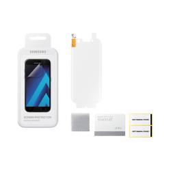 Protecteur d'écran Samsung ET-FA320 - Kit de protection pour écran - pour Galaxy A3