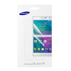 Protecteur d'écran Samsung ET-FA700 - Protection d'écran - pour Galaxy A7