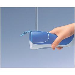 Brosse à dents éléctrique Panasonic DentaCare EW1211 - Hydropulseur - sans fil - bleu/blanc