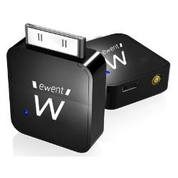 Carte TV Ewent EW3710 - Tuner TV numérique - DVB-T - Apple Dock - pour Apple iPad (3ème génération); iPad 1; 2; iPhone 4, 4S