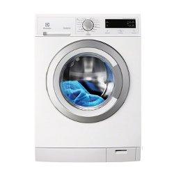 Lave-linge Electrolux EWF1497HDW - Machine à laver - pose libre - largeur : 60 cm - profondeur : 60.5 cm - hauteur : 85 cm - chargement frontal - 66 litres - 9 kg - 1400 tours/min - blanc