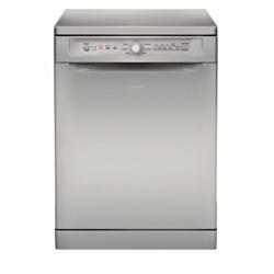 Lave-vaisselle Hotpoint Ariston Elexia LFK 7M124 A IT - Lave-vaisselle - pose libre - largeur : 60 cm - profondeur : 60 cm - hauteur : 85 cm - alumini