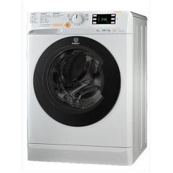 Machine à laver séchante Indesit Innex XWDE 961480X WKKK - Machine à laver séchante - pose libre - largeur : 59.5 cm - profondeur : 60.5 cm - hauteur : 85 cm - chargement frontal - 62 litres - 9 kg - 1400 tours/min - blanc