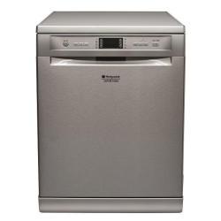 Lave-vaisselle Hotpoint Ariston LFF 8M132 IX EU - Lave-vaisselle - pose libre - largeur : 60 cm - profondeur : 60 cm - hauteur : 85 cm