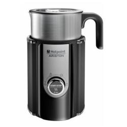 Hotpoint Ariston MF IDC AX0 - Mousseur à lait - 400 ml - 500 Watt - noir / argent