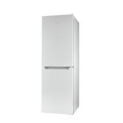 Réfrigérateur Indesit Extra LI70 FF1 W - Réfrigérateur/congélateur - pose libre - largeur : 60 cm - profondeur : 63 cm - hauteur : 178 cm - 274 litres - congélateur bas - classe A+ - blanc