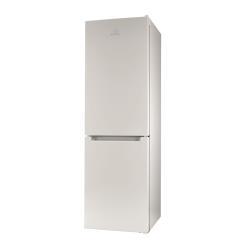 Réfrigérateur Indesit Extra LI80 FF2 W B - Réfrigérateur/congélateur - pose libre - largeur : 60 cm - profondeur : 63 cm - hauteur : 189 cm - 305 litres - congélateur bas - Classe A++ - blanc