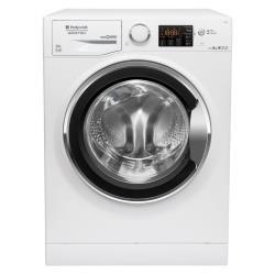 Lave-linge Hotpoint Ariston RSG 724 JS IT - Machine à laver - pose libre - largeur : 59.5 cm - profondeur : 60.5 cm - hauteur : 85 cm - chargement frontal - 62 litres - 7 kg - 1200 tours/min - blanc