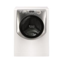 Lave-linge Hotpoint Ariston Aqualtis AQ93F 29 IT - Machine à laver - pose libre - largeur : 59.5 cm - profondeur : 61.6 cm - hauteur : 85 cm - chargement frontal - 58 litres - 9 kg - 1200 tours/min - blanc