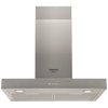 Hotte encastrable Hotpoint - Hotpoint HHF 6.4 F AM X - Capot...