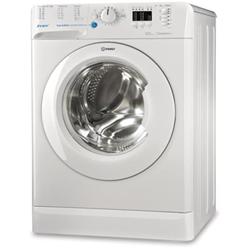 Lave-linge Indesit Innex BWA 81283X W EU - Machine à laver - pose libre - largeur : 59.5 cm - profondeur : 60.5 cm - hauteur : 85 cm - chargement fron