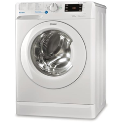 Lave-linge Indesit Innex BWSE 71283X WWGG IT - Machine à laver - pose libre - largeur : 59.5 cm - profondeur : 43.5 cm - hauteur : 85 cm - chargement frontal - 48 litres - 7 kg - 1200 tours/min - blanc
