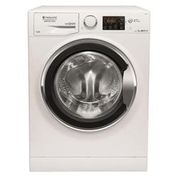 Lave-linge Hotpoint Ariston RSPG 724 JX IT/1 - Machine à laver - pose libre - largeur : 59.5 cm - profondeur : 43.5 cm - hauteur : 85 cm - chargement