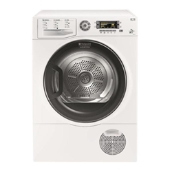 Sèche-linge Hotpoint Ariston FTCD 972 6HM1 (IT) - Sèche-linge - pose libre - chargement frontal - blanc