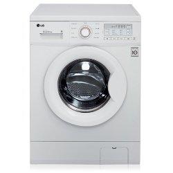 Lave-linge LG 6 Motion Direct Drive F10B9LD - Machine à laver - pose libre - largeur : 60 cm - profondeur : 44 cm - hauteur : 84.2 cm - chargement frontal - 5 kg - 1000 tours/min
