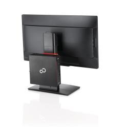 Câble Fujitsu - Composant de montage (plaque d'adaptation VESA) pour ordinateur portable - Interface de montage : 75 x 75 mm - mural, Montable sur chariot - pour ESPRIMO Q556