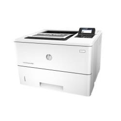 Imprimante laser HP LaserJet Enterprise M506dn - Imprimante - monochrome - Recto-verso - laser - A4/Legal - 1200 x 1200 ppp - jusqu'à 43 ppm - capacité : 650 feuilles - USB 2.0, Gigabit LAN, hôte USB 2.0