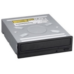 "Lecteur CD-DVD Fujitsu - Lecteur de disque - DVD±RW (±R DL)/DVD-RAM - Serial ATA - interne - Slim Line 5,25"" - noir - pour PRIMERGY RX4770 M2, RX4770 M3, RX600 S6, SX350 S8, TX1320 M1, TX1320 M2, TX1330 M2"