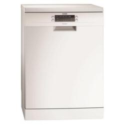 Lave-vaisselle AEG Favorit F66702W0P - Lave-vaisselle - pose libre - Niche - largeur : 60 cm - profondeur : 57 cm - hauteur : 82 cm - blanc
