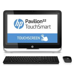 PC All-In-One HP - Pavilion 22-h020el I3 4GB 1TB Touch
