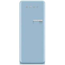 Réfrigérateur Smeg '50 FAB28LAZ1 - Réfrigérateur avec compartiment freezer - pose libre - largeur : 60 cm - profondeur : 73.2 cm - hauteur : 151 cm - 248 litres - Classe A++ - bleu pastel
