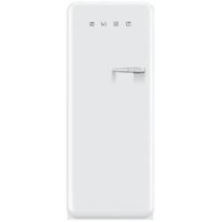 Réfrigérateur Smeg '50 FAB28LB1 - Réfrigérateur avec compartiment freezer - pose libre - largeur : 60 cm - profondeur : 73.2 cm - hauteur : 151 cm - 248 litres - Classe A++ - blanc