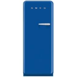 Réfrigérateur Smeg '50 FAB28LBL1 - Réfrigérateur avec compartiment freezer - pose libre - largeur : 60 cm - profondeur : 73.2 cm - hauteur : 151 cm - 248 litres - Classe A++ - bleu