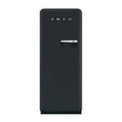 Réfrigérateur Smeg '50 FAB28LBV3 - Réfrigérateur avec compartiment freezer - pose libre - largeur : 60 cm - profondeur : 73.2 cm - hauteur : 151 cm - 248 litres - Classe A++ - noir velours