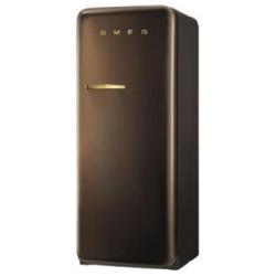 Réfrigérateur Smeg '50 FAB28LCG1 - Réfrigérateur avec compartiment freezer - pose libre - largeur : 60 cm - profondeur : 73.2 cm - hauteur : 151 cm - 248 litres - Classe A++ - rêve chocolaté