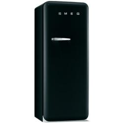 Réfrigérateur Smeg '50 FAB28RNE1 - Réfrigérateur avec compartiment freezer - pose libre - largeur : 60 cm - profondeur : 73.2 cm - hauteur : 151 cm - 248 litres - Classe A++ - noir