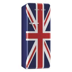 Réfrigérateur Smeg '50 FAB28RUJ1 - Réfrigérateur avec compartiment freezer - pose libre - largeur : 60 cm - profondeur : 73.2 cm - hauteur : 151 cm - 248 litres - Classe A++ - drapeau de l'union