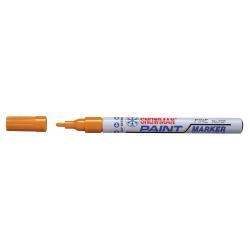 Marqueur SNOWMAN PAINT - Marqueur - permanent - orange - encre pigmentée - 1-1.5 mm - fin - pack de 12