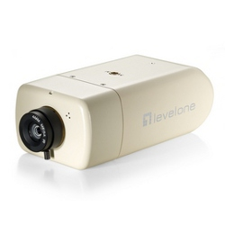 Telecamera per videosorveglianza Level One - 2mpx ip camera box poe 1920x1080