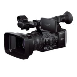 Caméscope Sony Handycam FDR-AX1 - Caméscope - 4K - 18.9 MP - 20x zoom optique - carte Flash - noir