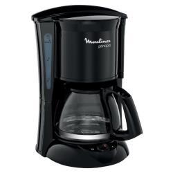 Expresso et cafetière Moulinex Principio FG1528 - Cafetière - 6 tasses - noir