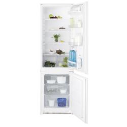Réfrigérateur Electrolux FI22/12E - Réfrigérateur/congélateur - intégrable - niche - largeur : 56 cm - profondeur : 55 cm - hauteur : 177.3 cm - 277 litres - congélateur bas - Classe A++