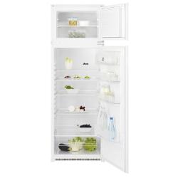 Réfrigérateur Réfrigérateur/congélateur - intégrable - congélateur haut