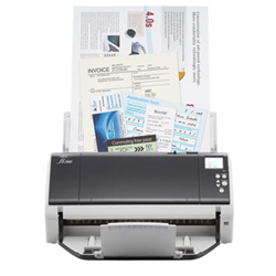 Scanner Fujitsu fi-7480 - Scanner de documents - Recto-verso - 304.8 x 431.8 mm - 600 ppp x 600 ppp - jusqu'� 160 ppm (mono) / jusqu'� 160 ppm (couleur) - Chargeur automatique de documents ( 100 feuilles ) - USB 3.0
